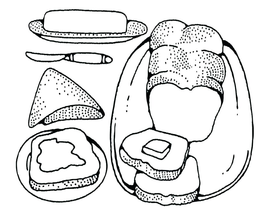 932x765 Fun2draw Food Coloring Pages Also Great Various Food Coloring