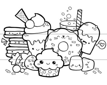 370x297 Kawaii Drawings