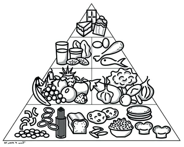 600x481 Online Coloring Pages For Adults Alphabet Train Food Free Coloring