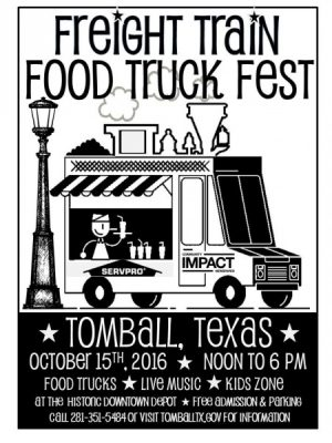 300x400 The Tomball Freight Train Food Truck Festival Presented By City
