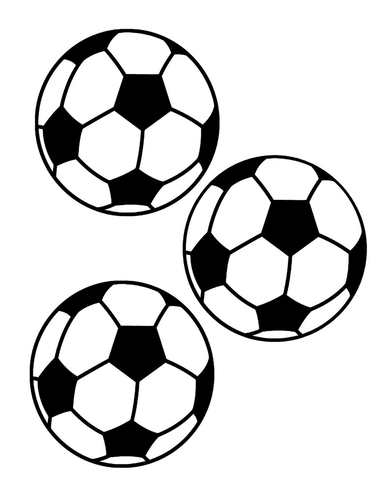Exhilarating image in printable soccer balls