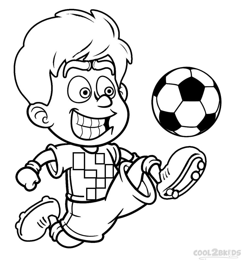 850x909 Printable Football Player Coloring Pages For Kids Cool2bkids