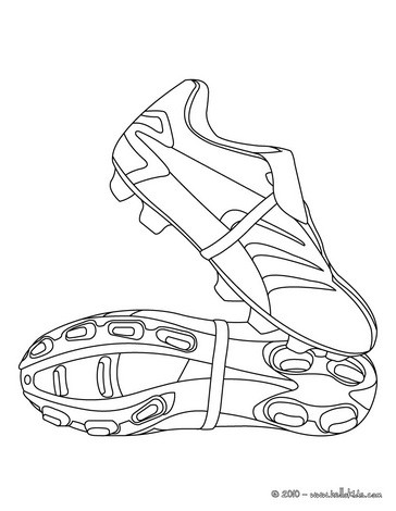 364x470 Football Cleats Coloring Page Newtton Cam Football Cleats Coloring