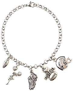 245x300 Adjustable 8.5 Stainless Steel Bracelet I Love