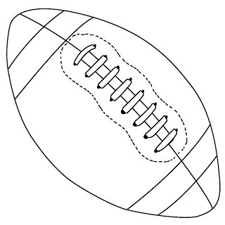 320x320 How To Draw A Football
