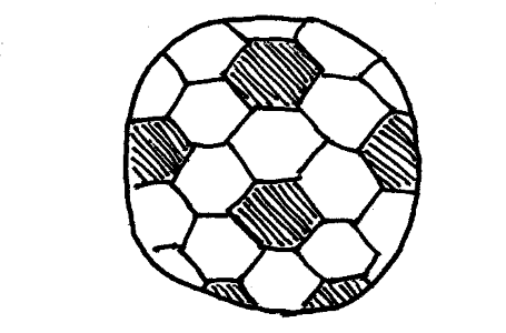 455x300 Easy Football Soccer Word Search