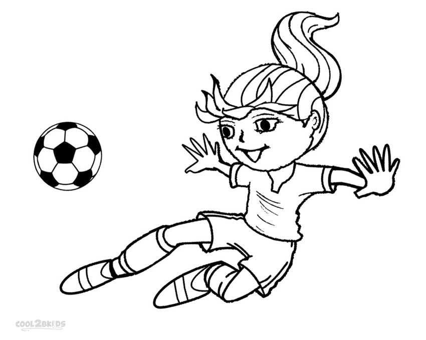 picture about Printable Football Template named Soccer Drawing Template at  Free of charge for