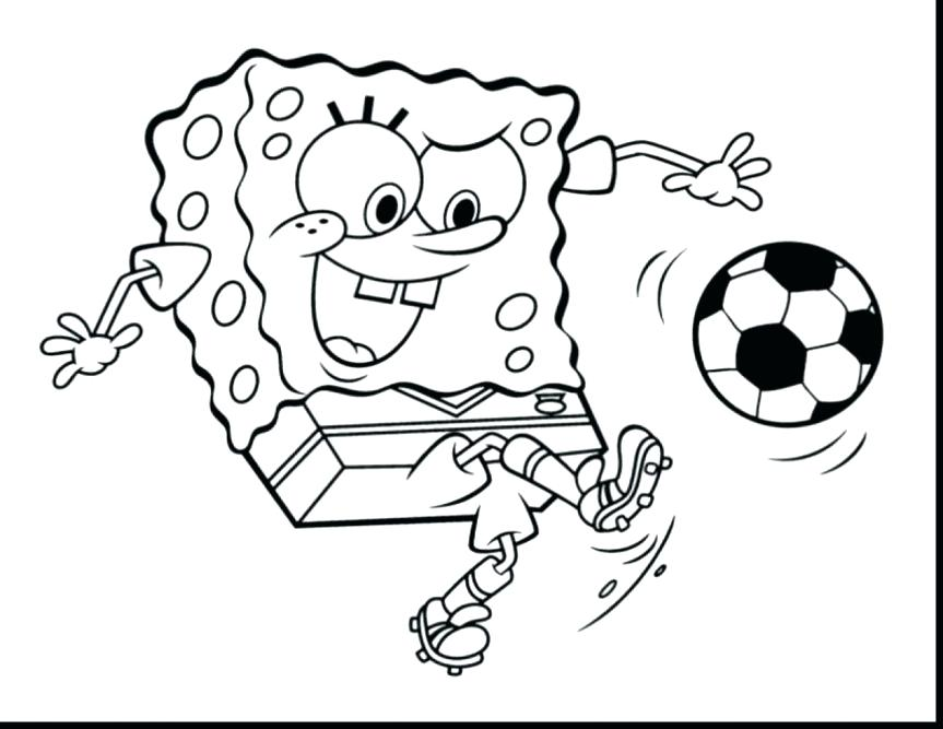 863x667 Gangster Spongebob Coloring Pages Terrific Coloring Pages