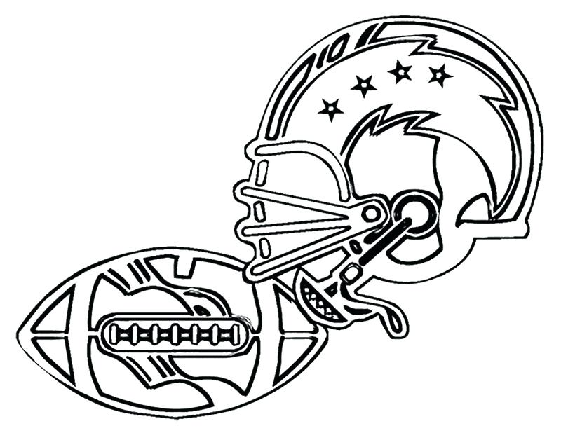 800x618 Nfl Football Coloring Pages Football Coloring Pages Together