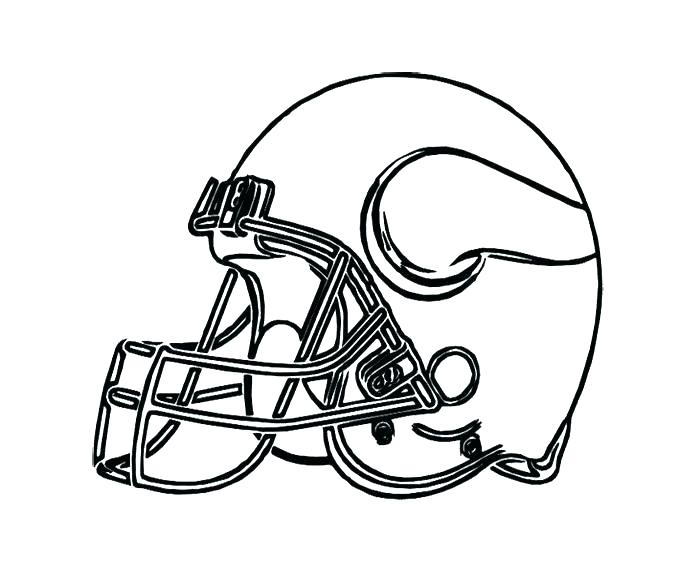 700x586 Nfl Football Helmet Coloring Pages Football Helmet For Games