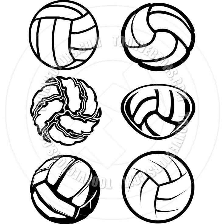 736x736 Drawn Ball Netball