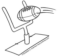 235x226 Football Player Coloring Page Printable Sports