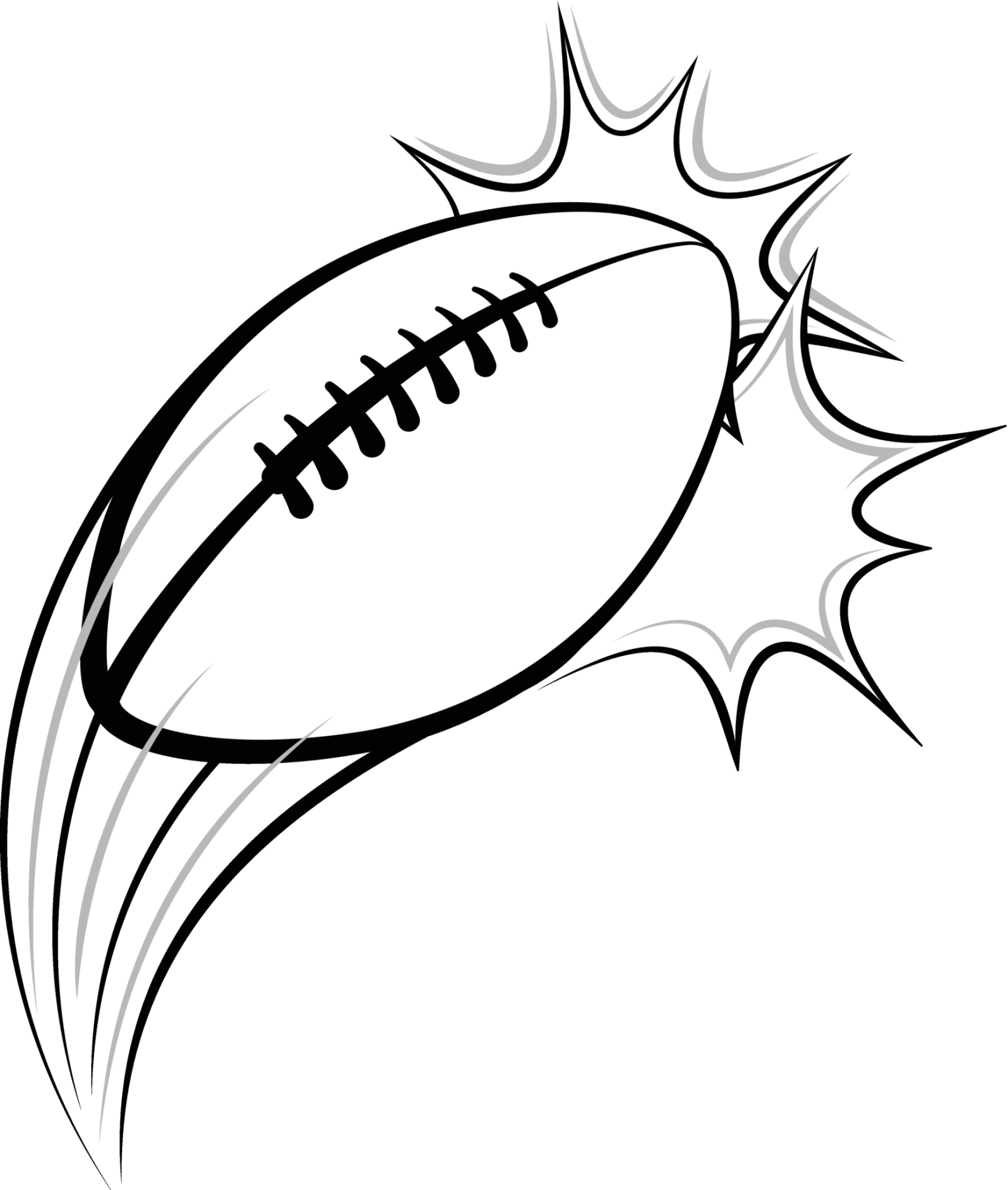1596x1883 Cool Football Drawings Group