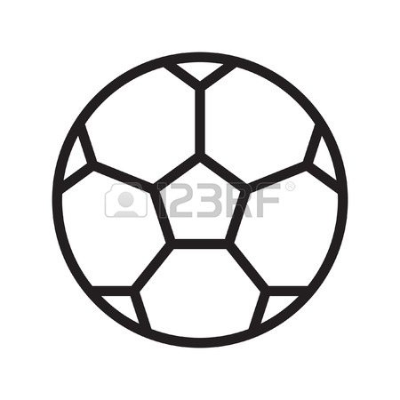 450x450 Football Goal Net Royalty Free Cliparts, Vectors, And Stock