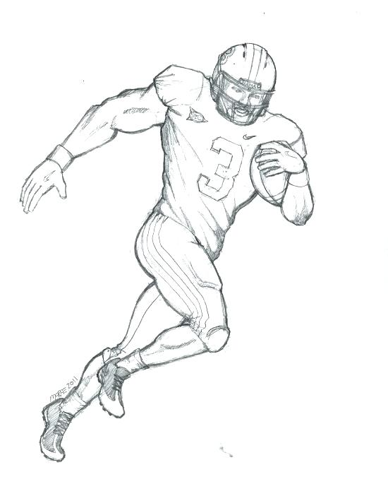 550x692 Football Players Coloring Pages Playing Soccer Playing Soccer