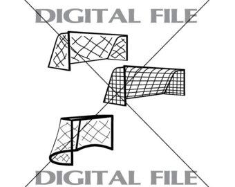 340x270 Soccer Goal Etsy