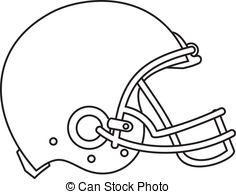 236x194 American Football Player Touchdown Drawing. Drawing Sketch Clip