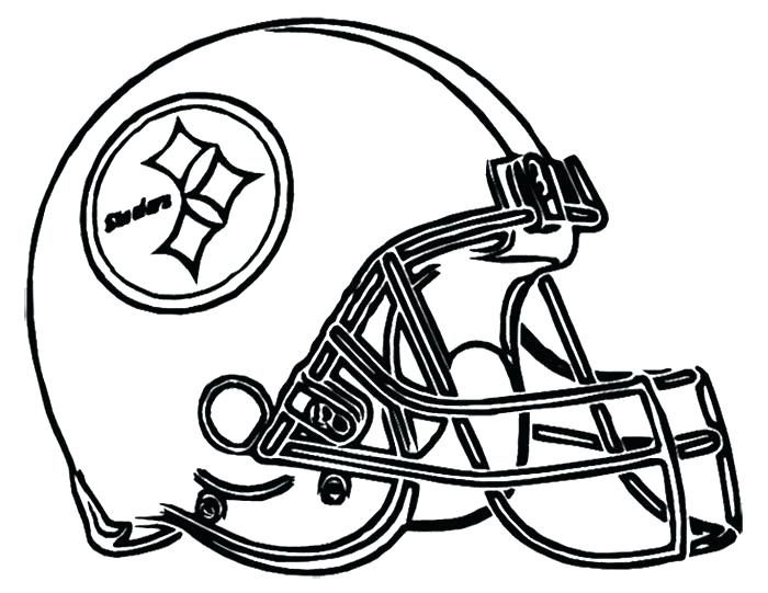 700x541 Football Helmets Coloring Pages Football Helmet Coloring Pages