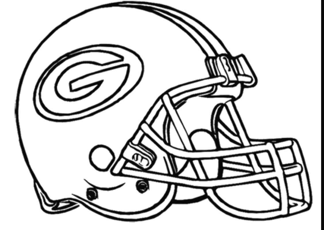 Football Helmet Drawing at GetDrawings.com | Free for ...