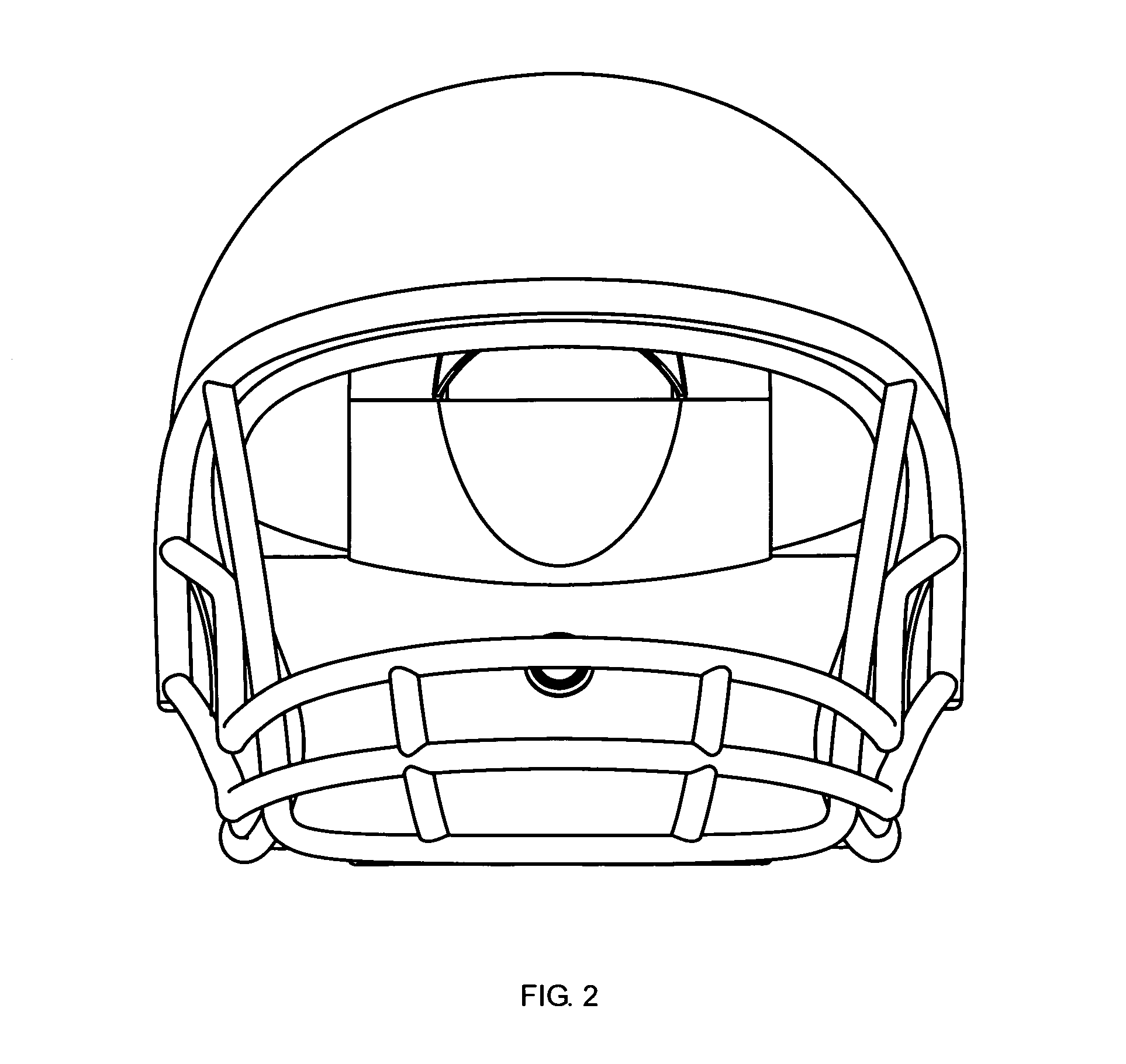 1926x1820 Football Helmet Front View Clipart