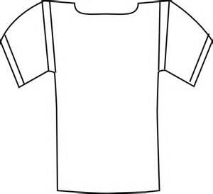 Football Jersey Drawing at GetDrawings.com   Free for ...