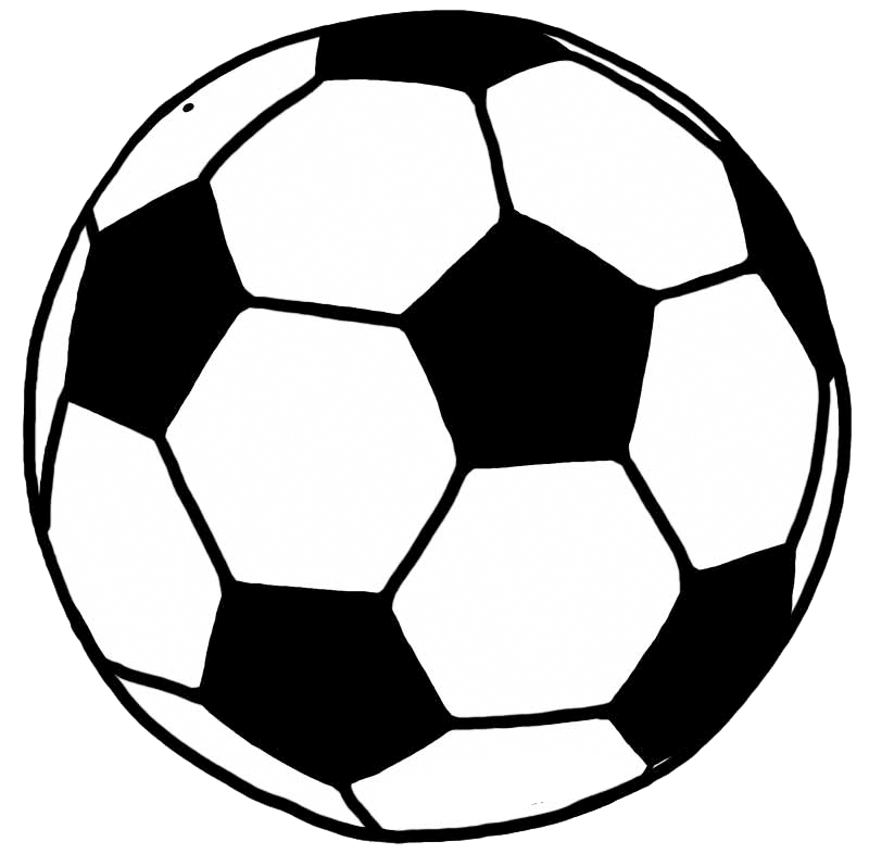 800x786 Football Line Art Group