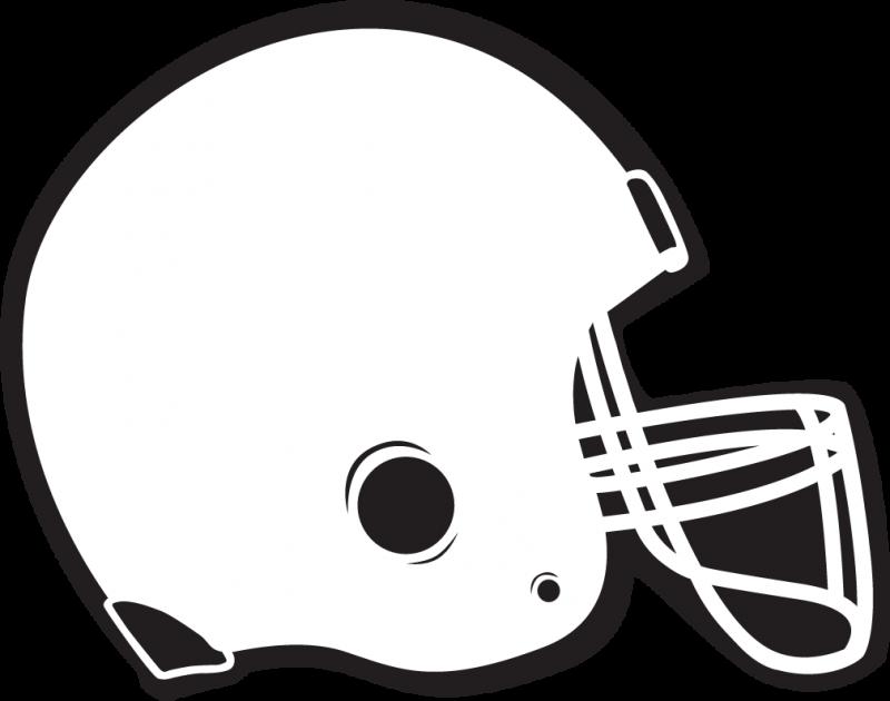 800x630 Best Football Outline Clipart