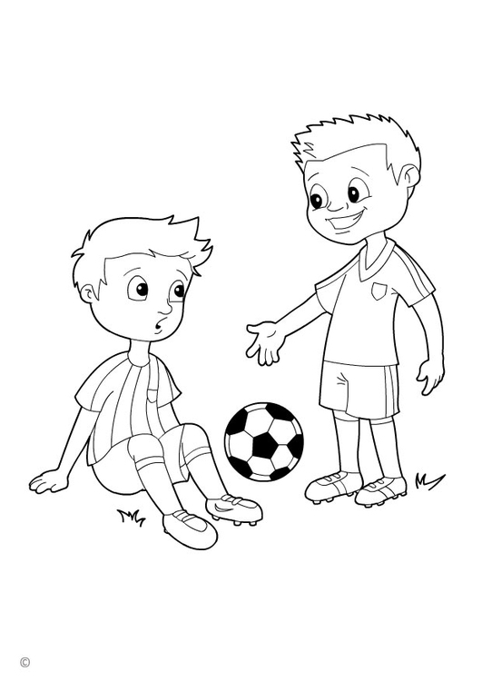 531x750 Coloring Page Fair Play