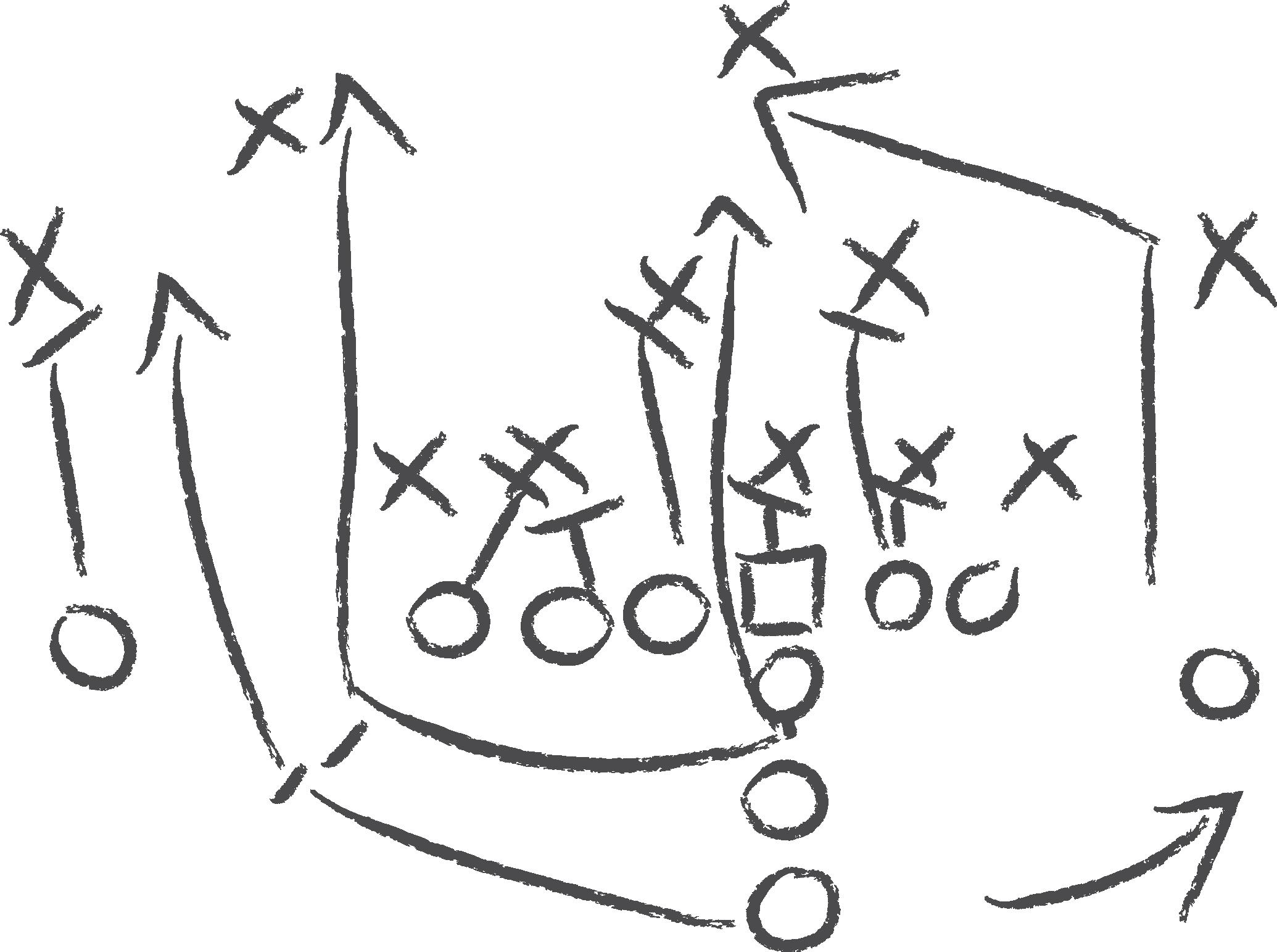 football playbook drawing at getdrawings com