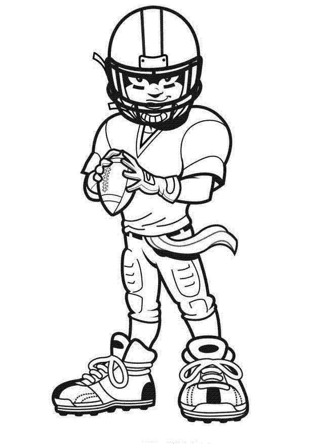 620x875 Drawn Football