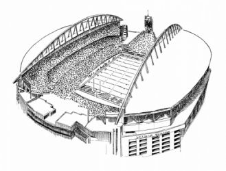 329x250 Seattle Seahawks Nfl Football Sport Stadium Architecture Building