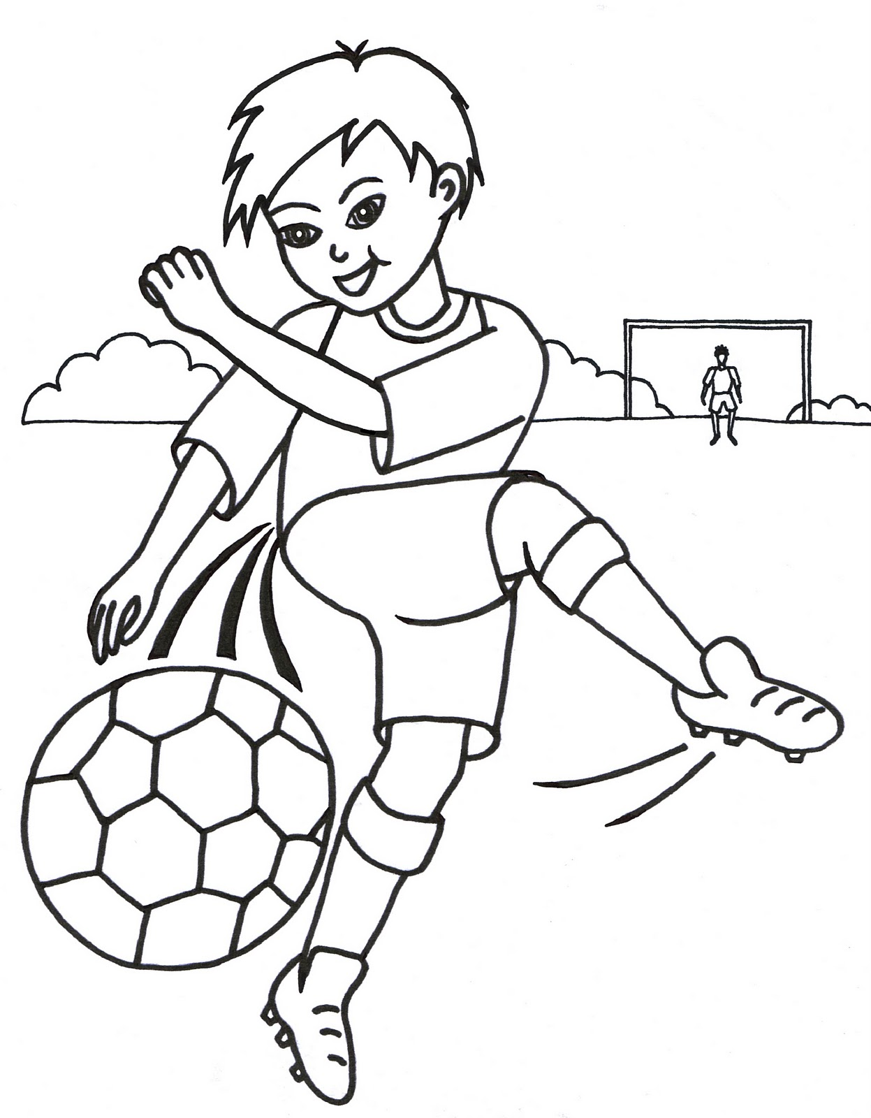 1247x1600 I Want To Become A Footballer Then Why Am I Studying Beauty