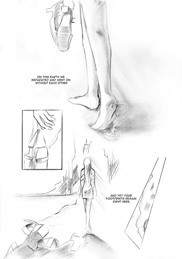 600x851 Footprints Of Freedom Art Of Drawing