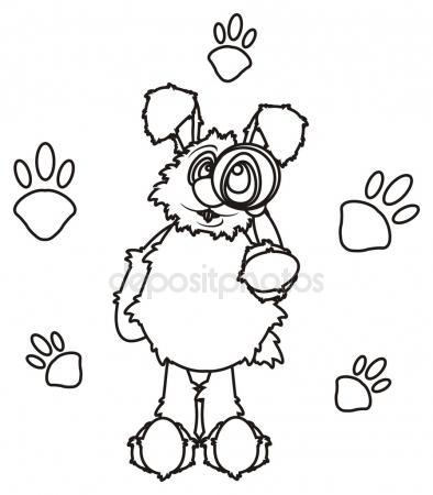 394x450 Bunny Footprint Stock Photo Kefca
