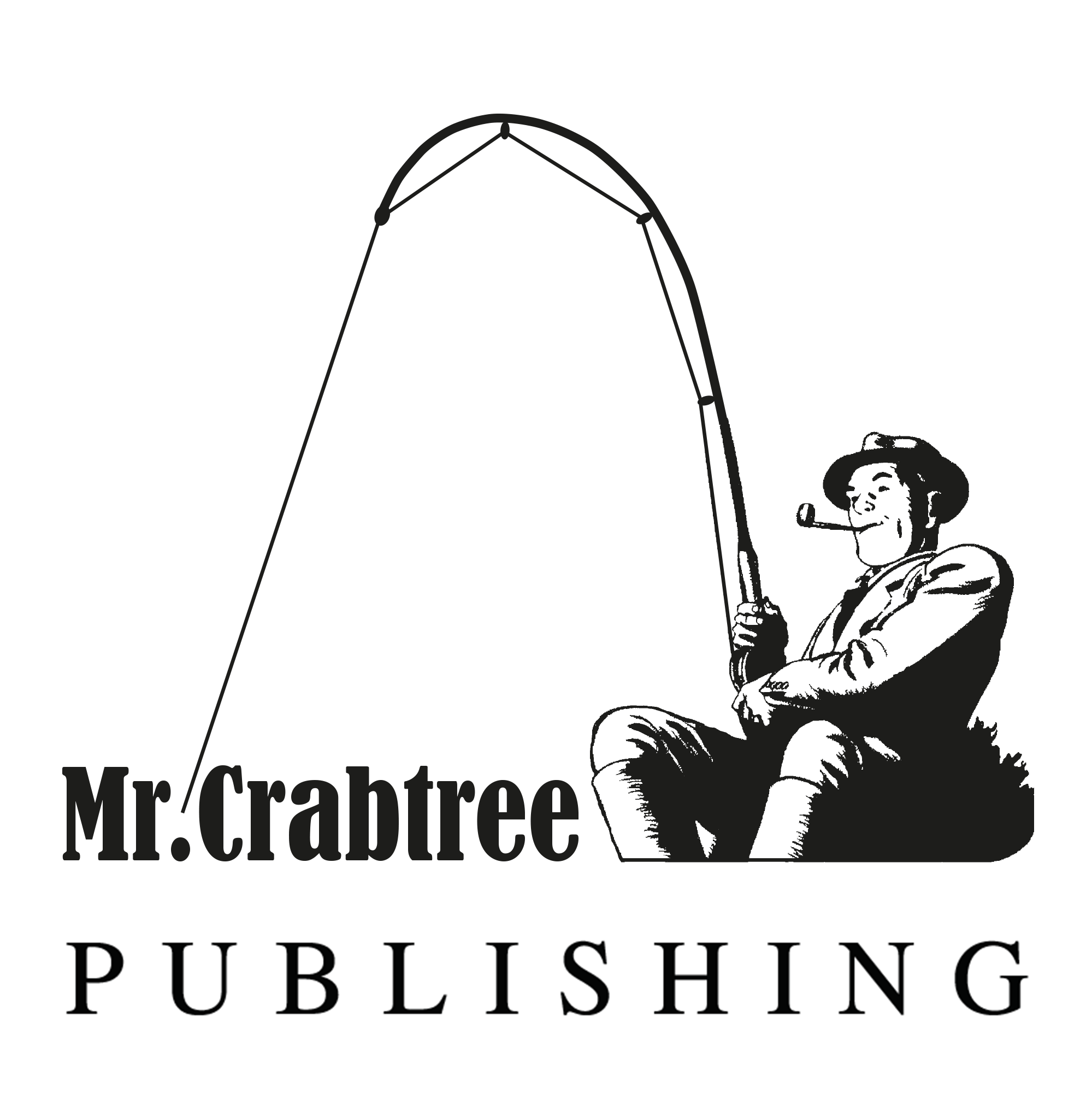 1999x2001 Mr Crabtree Publishing Fishing In The Footsteps Of Mr. Crabtree