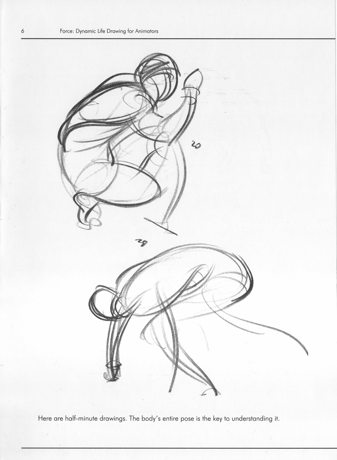 1168x1592 Force Dynamic Life Drawing For Animators
