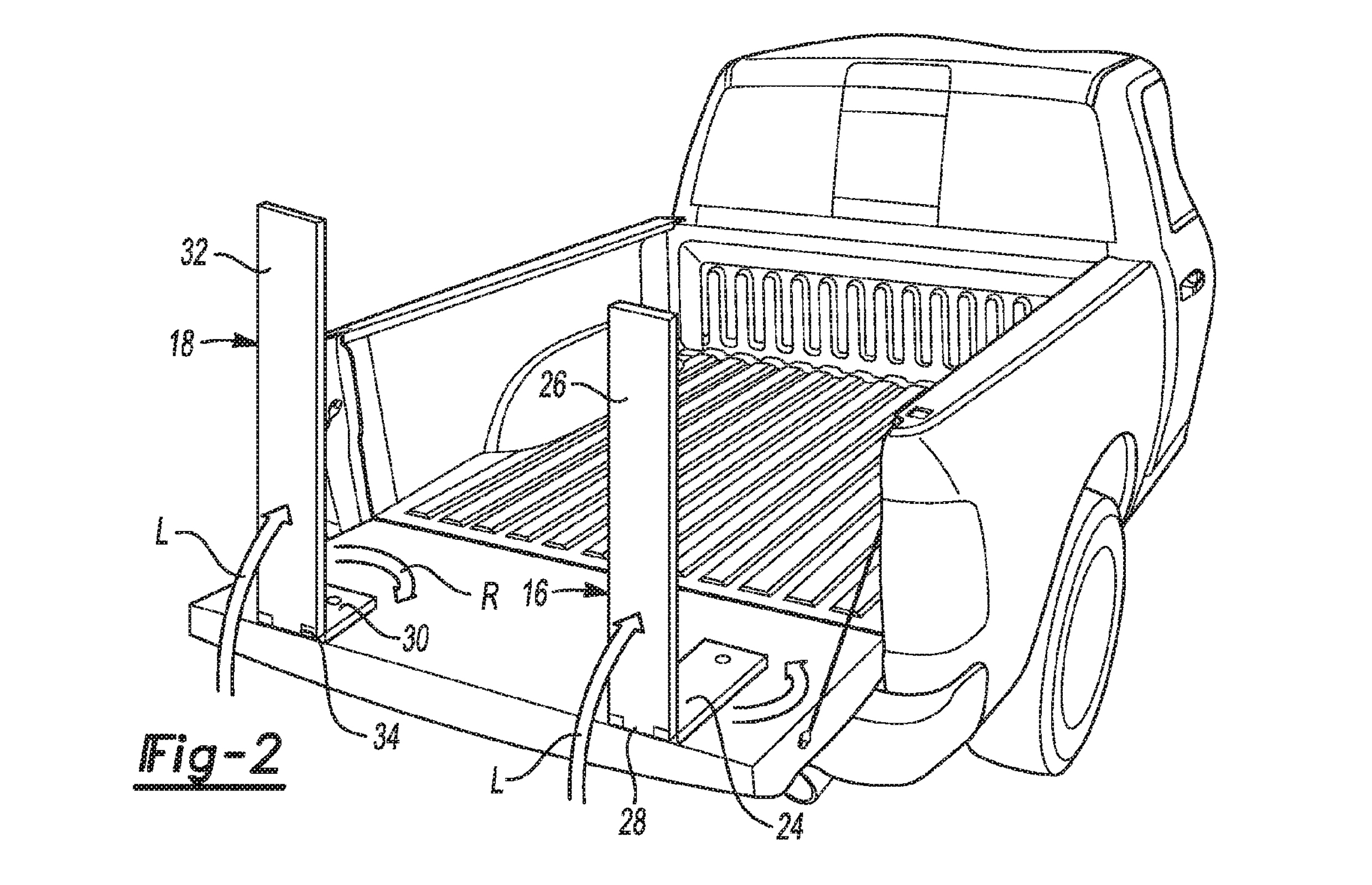 2480x1600 Ford Files For Patent On Integrated Loading Ramp In Its Pickup