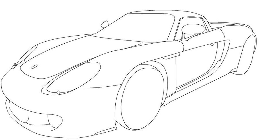 ford gt drawing at getdrawings free for personal use ford gt Trumpeter Ford GT40 900x488 porsche carrera gt line art by leetghostdriver