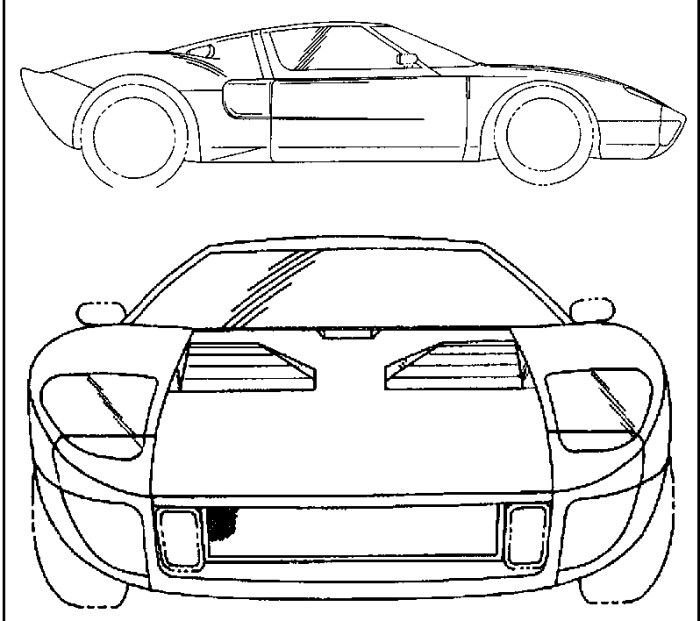 the best free ford drawing images  download from 50 free