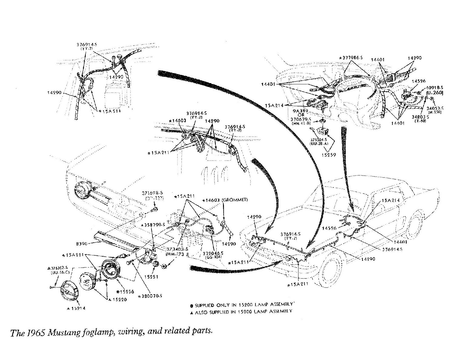 Ford Mustang Gt Drawing At Free For Personal Use Downloadable Wiring Diagram 1966 1528x1144 Identifying The True Factory