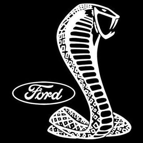 570x570 Ford White Shelby Cobra Car Graphic T Shirt Mens T Shirt 10836e2