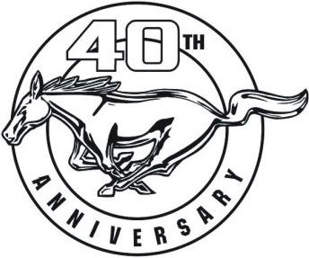 344x287 Mustang Logos