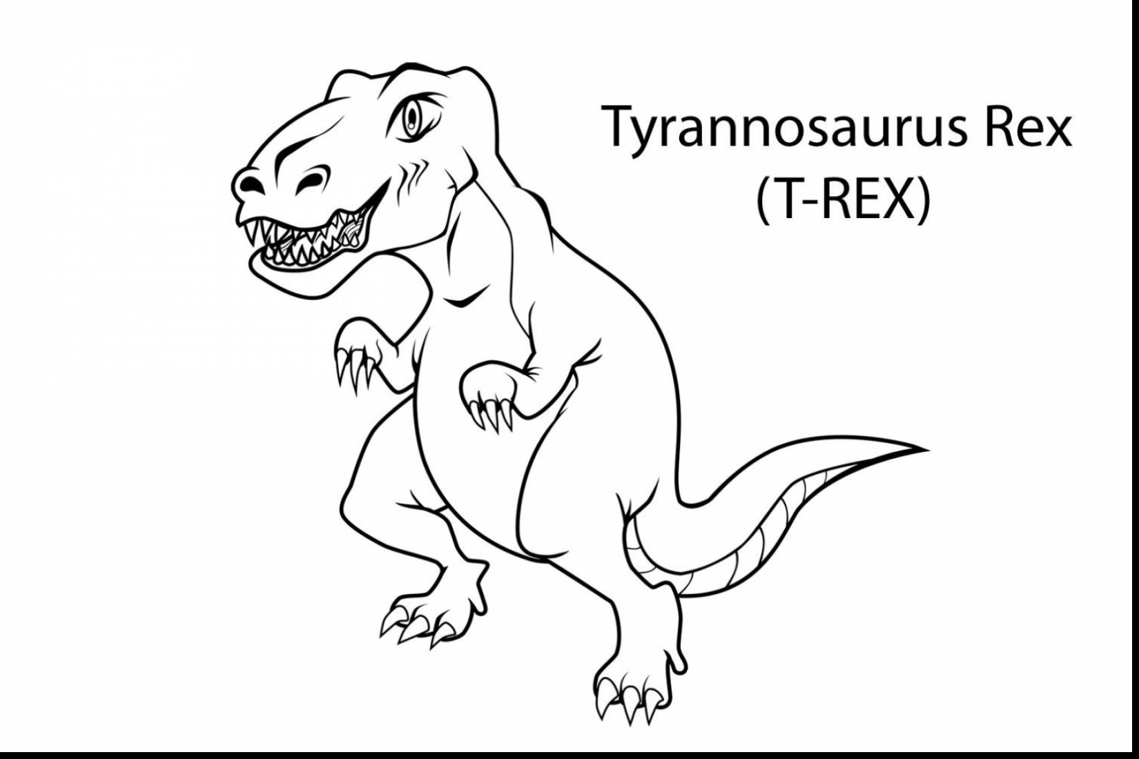 1650x1100 Remarkable Velociraptor Coloring Page