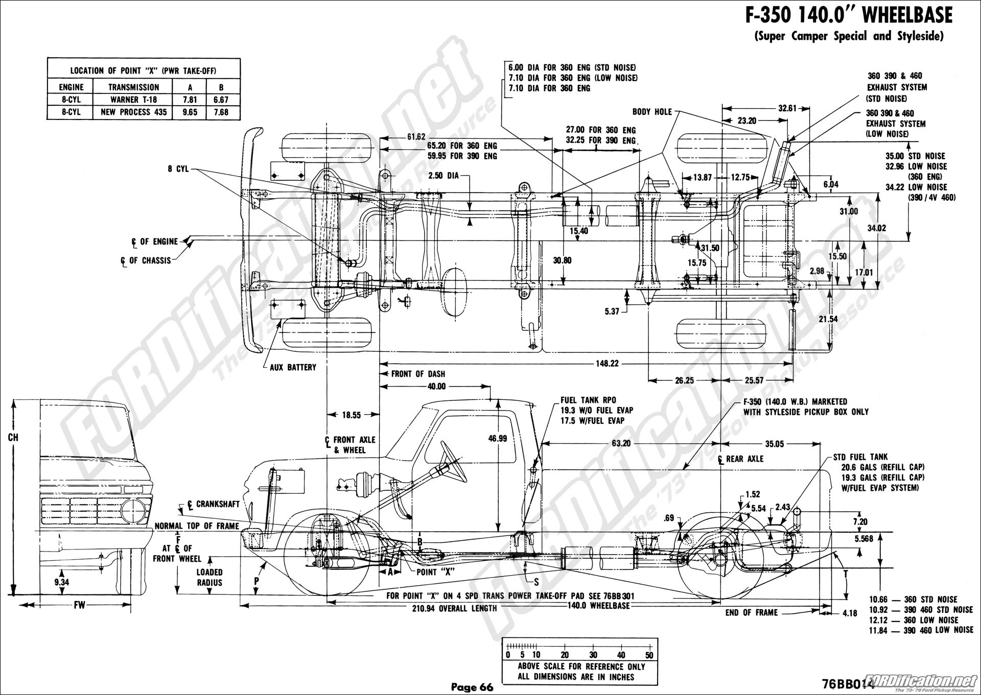 1948 Ford F1 Hood Diagram