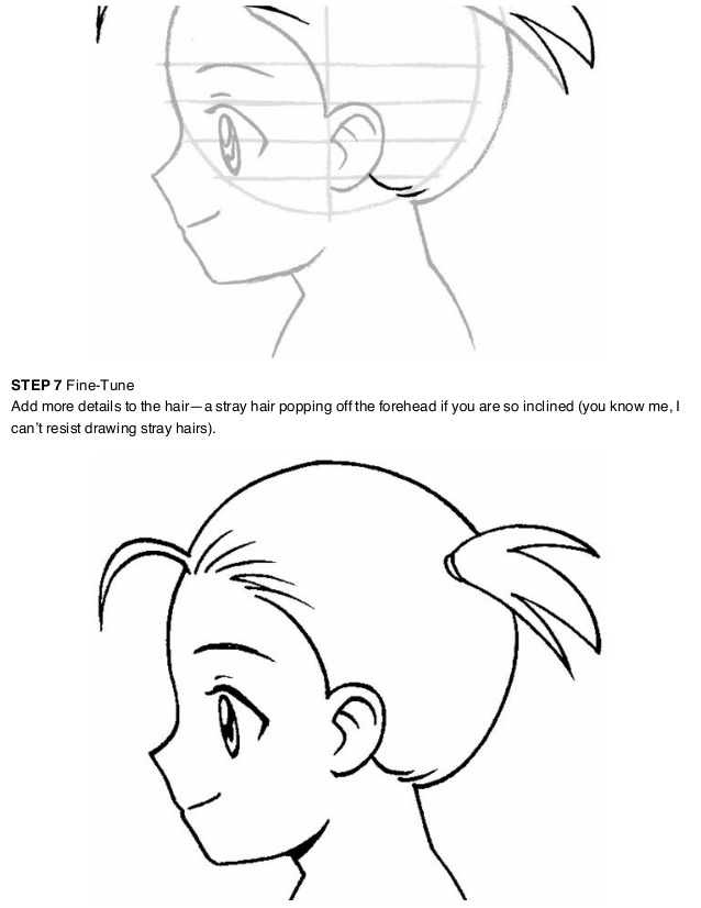 Forehead Drawing