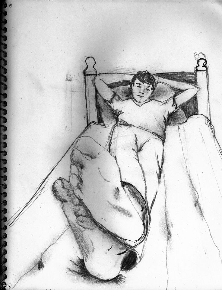 Foreshortened Drawing