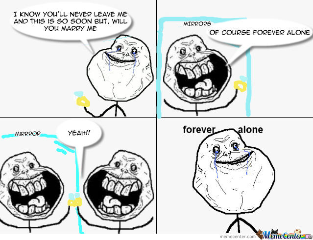 639x492 The Marriage Of Forever Alone By 001foreveralone