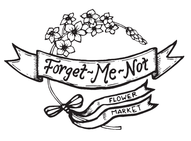 723x535 Forget Me Not Flower Market