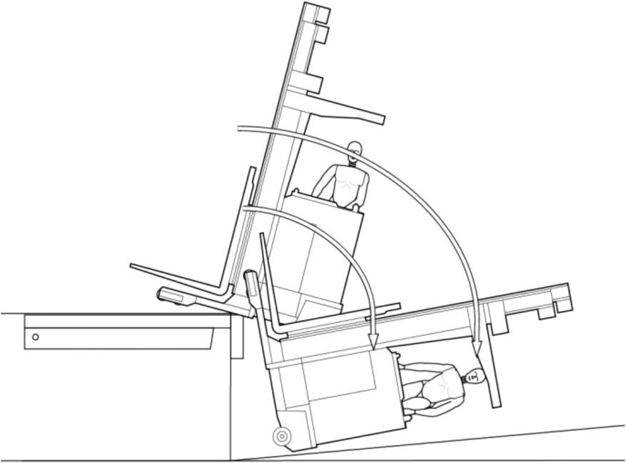 Fork Lift Drawing At Getdrawings Com