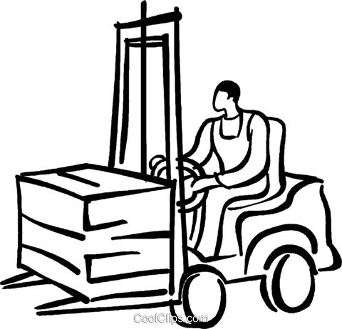 Fork lift drawing at getdrawings free for personal use fork 480x462 person driving a forklift royalty free vector clip art publicscrutiny Images
